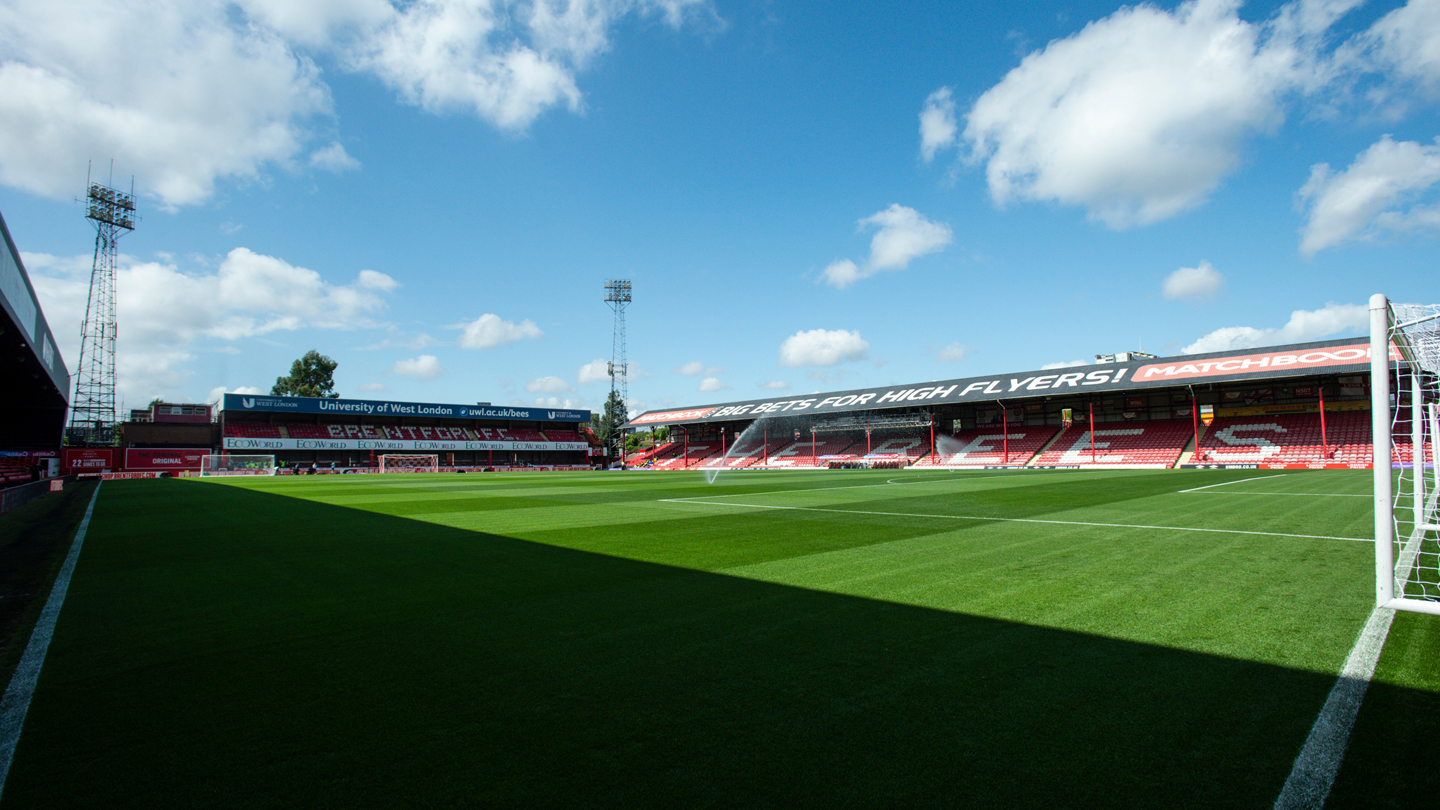 Brentford tickets sold out