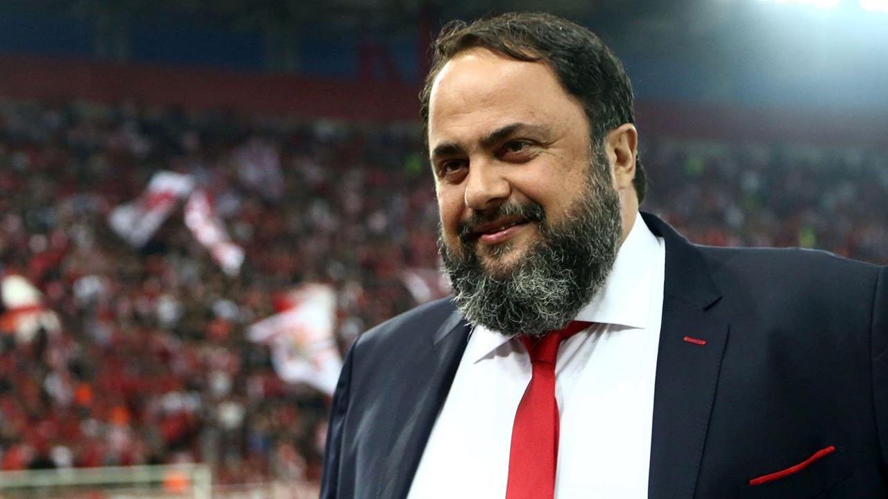 Mr Evangelos Marinakis statement
