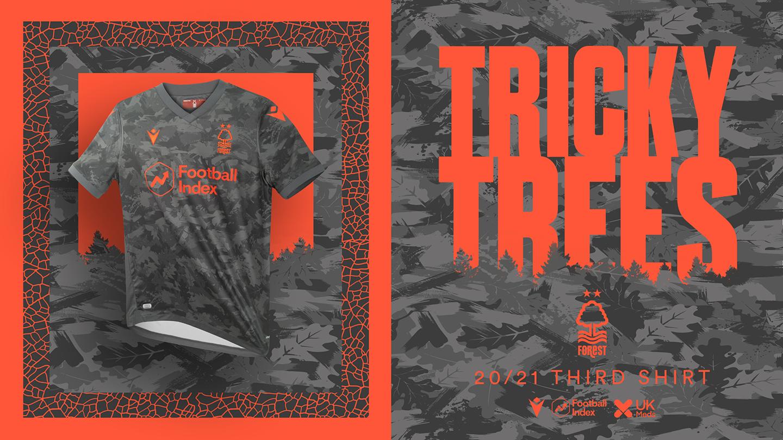 Forest reveal 2020-21 third shirt