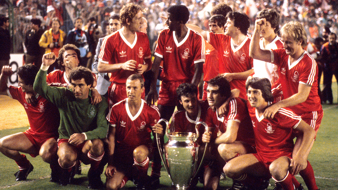 Quiz - Can you name Forest's European opponents?