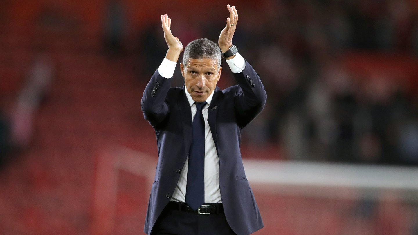 Chris Hughton appointed as manager