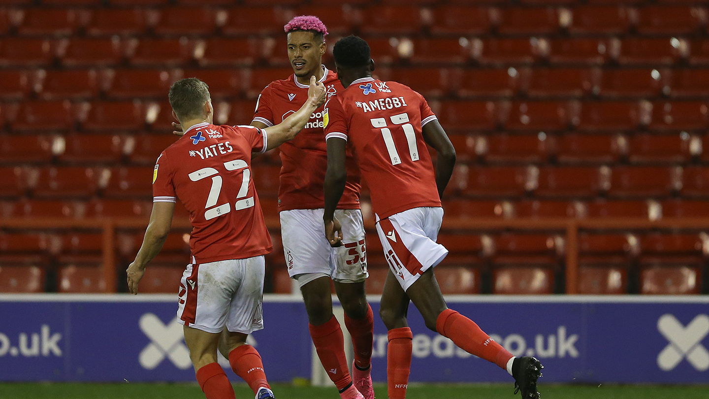 Stats pack: Forest vs Coventry