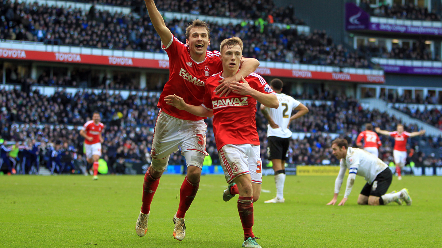 Forest Rewind in association with Football Index - Reds' derby day delight