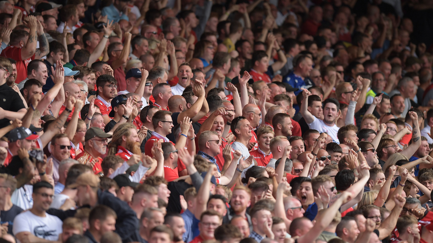 A letter from the chairman to season card holders