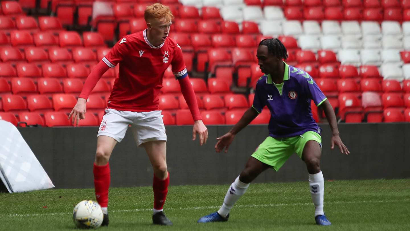 Under 18s exit FA Youth Cup