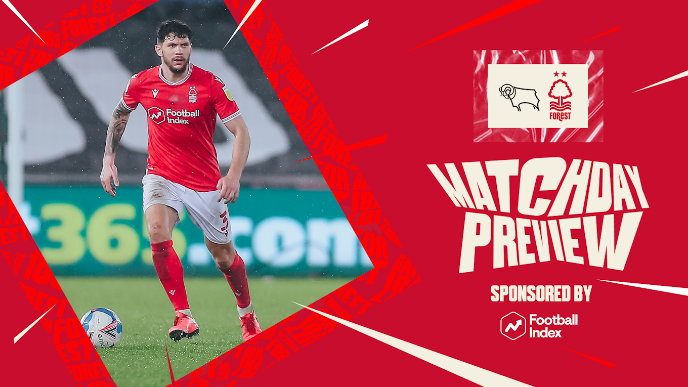 Match preview: Derby vs Forest in association with Football Index