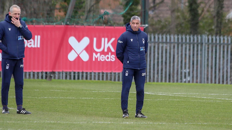 Hughton ready to go again against Rovers