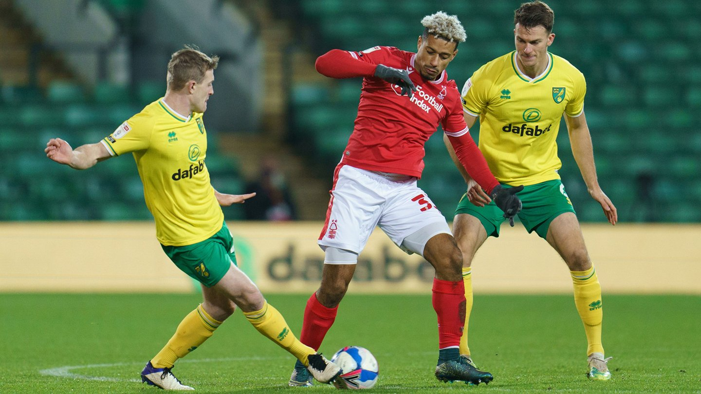 Norwich 2-1 Forest