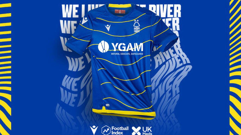 Football Index donate shirt sponsorship