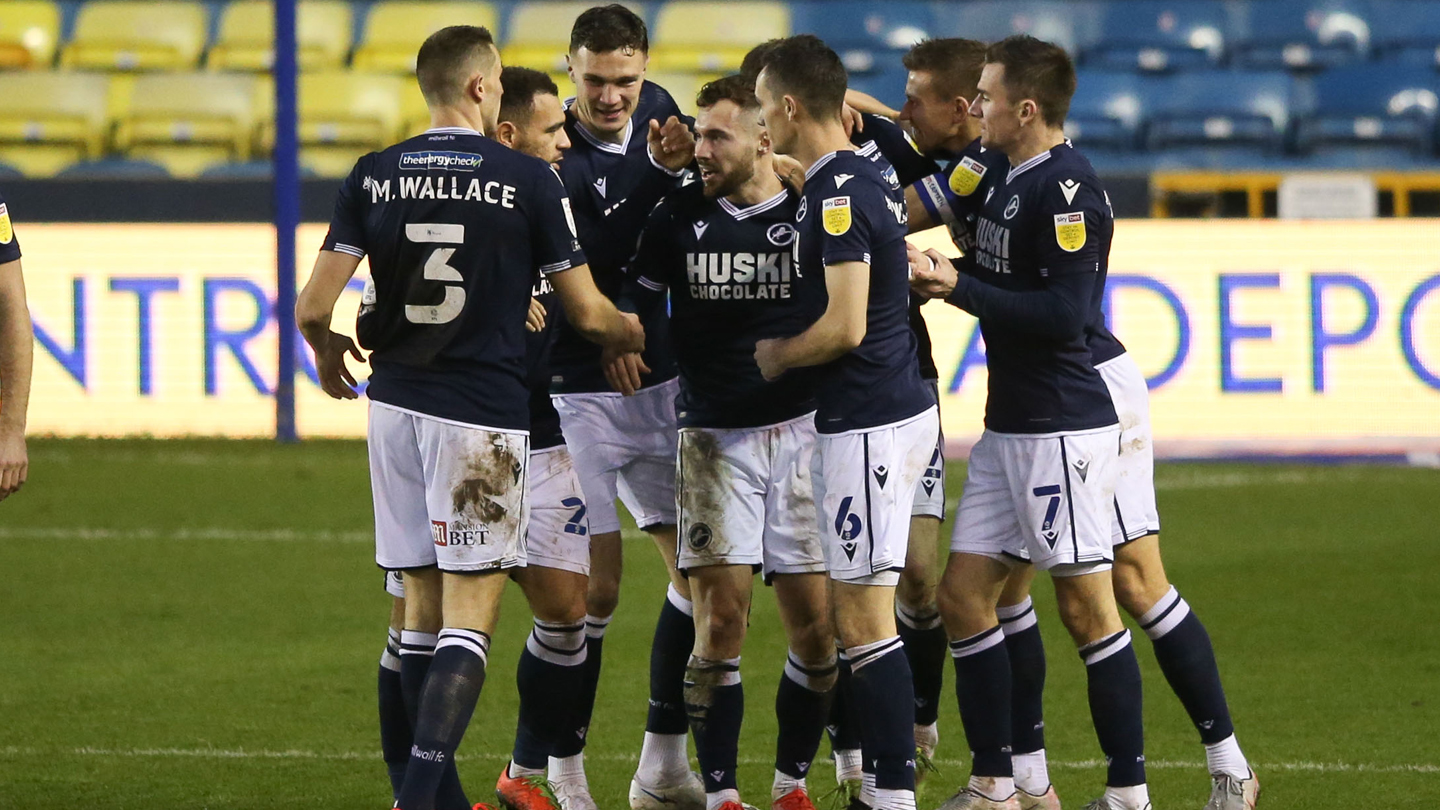 From the visitors' camp: Millwall