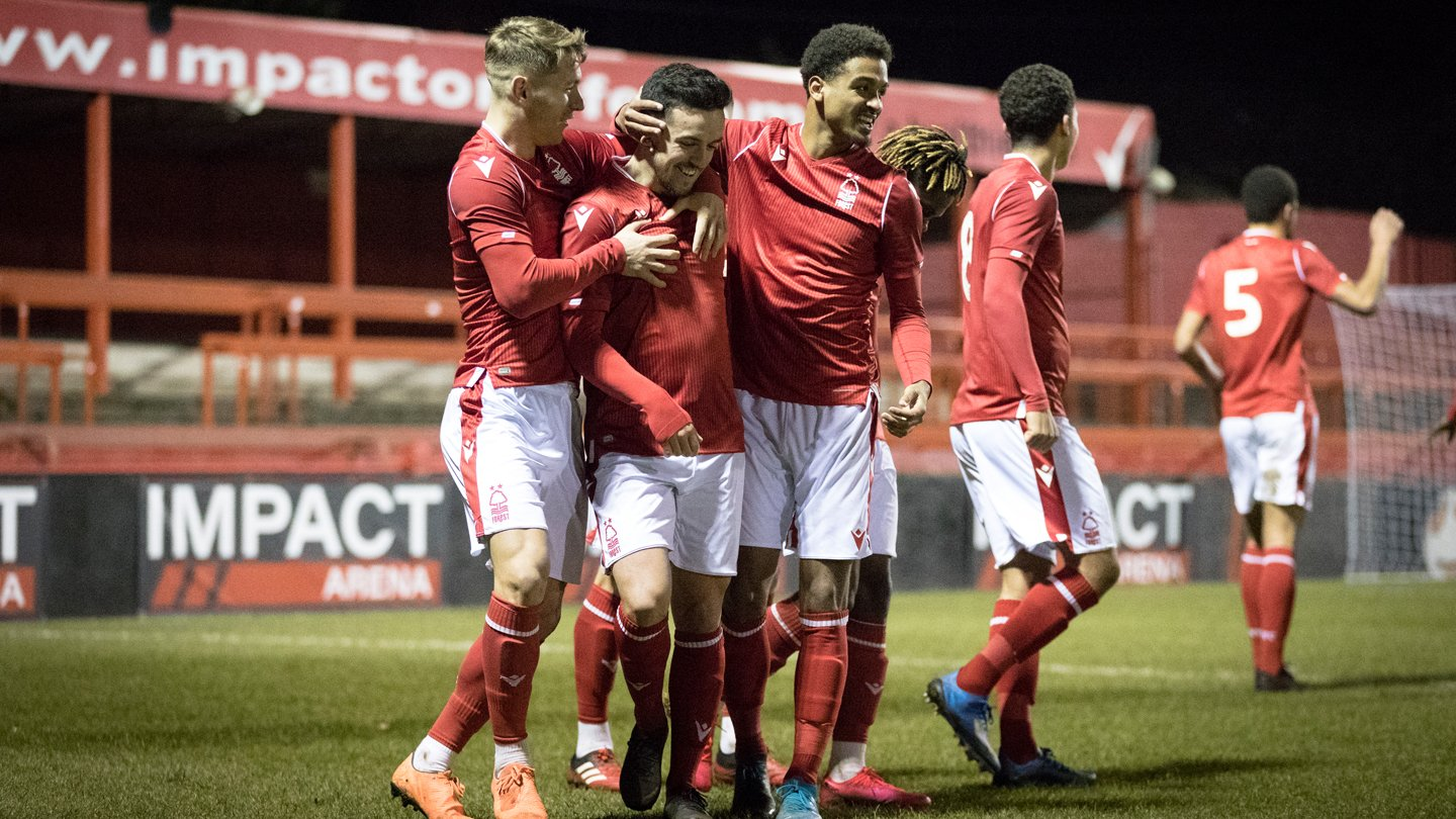 Under 23s: Forest 2-1 Southampton