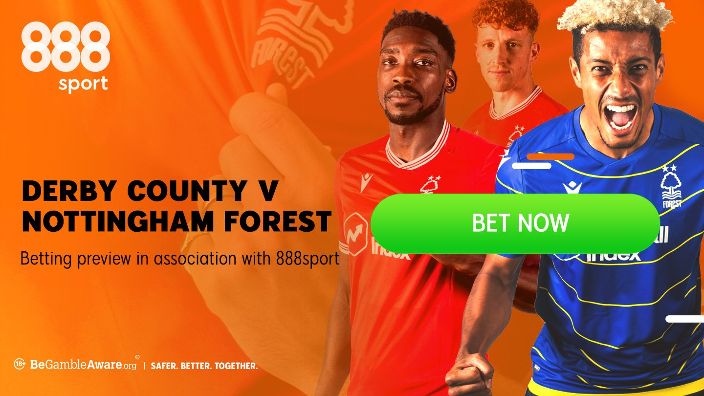 888sport betting preview: Forest to get one over rivals