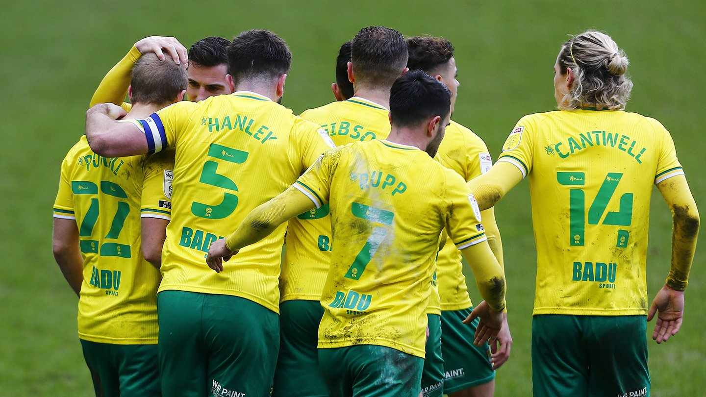 From the visitors' camp: Norwich City