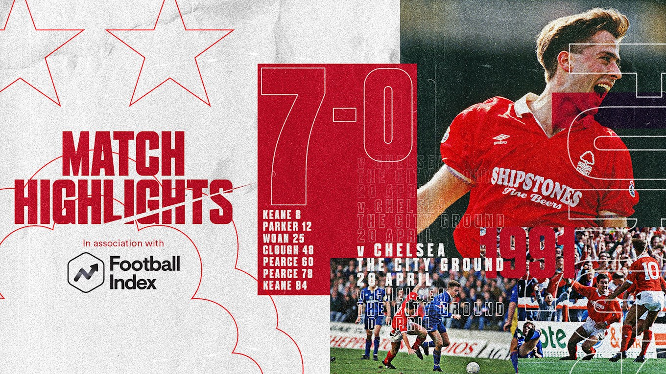 On this day in association with Football Index - Reds hit Blues for seven