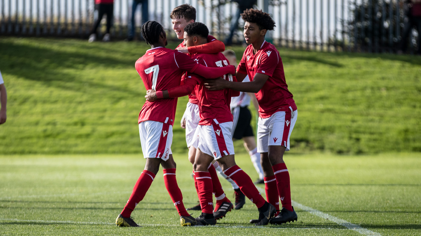 Under 18s: Forest 1-1 Burnley