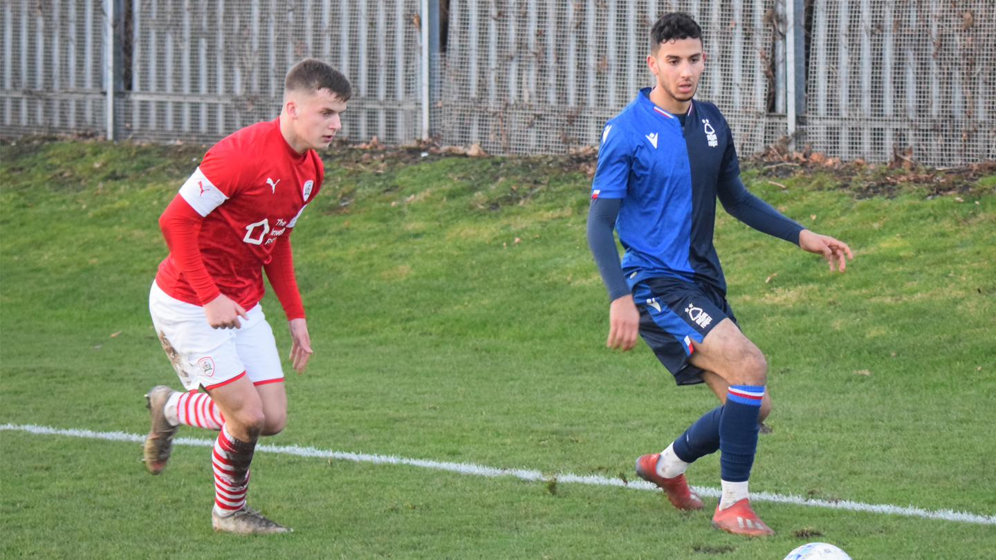 Under 23s: Barnsley 0-3 Forest