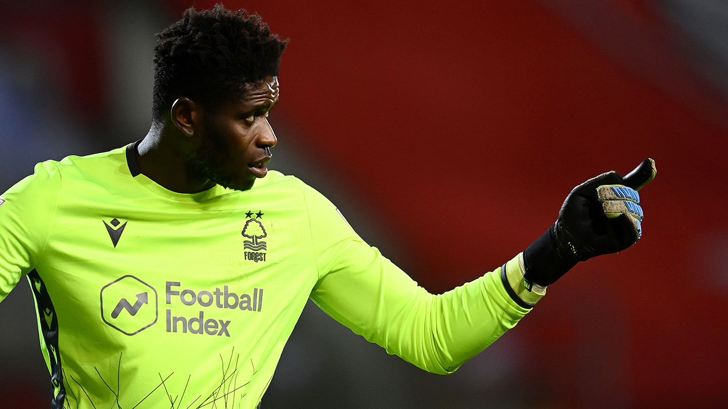 Samba shortlisted for PFA Fans' Player of the Month