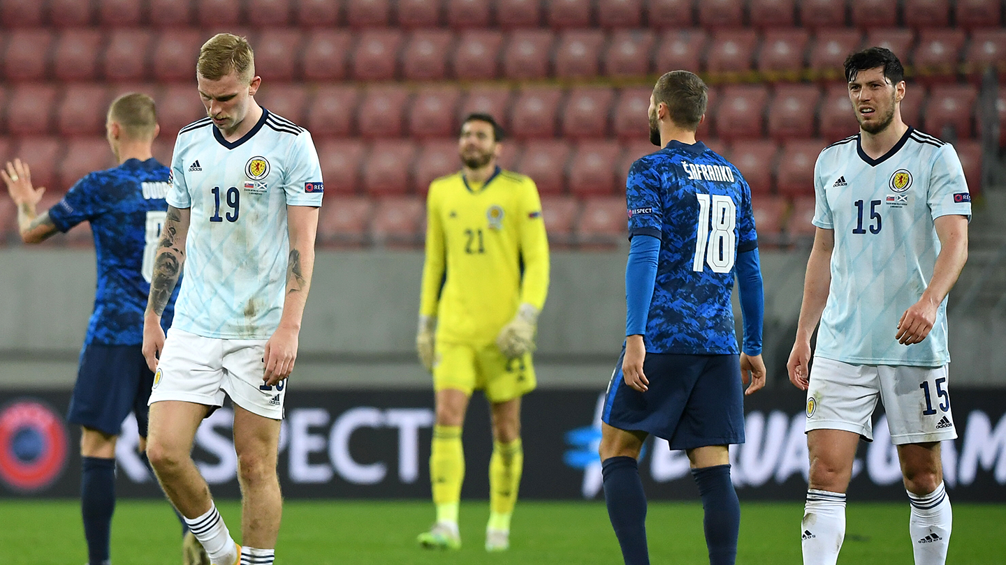 Reds in action on international duty