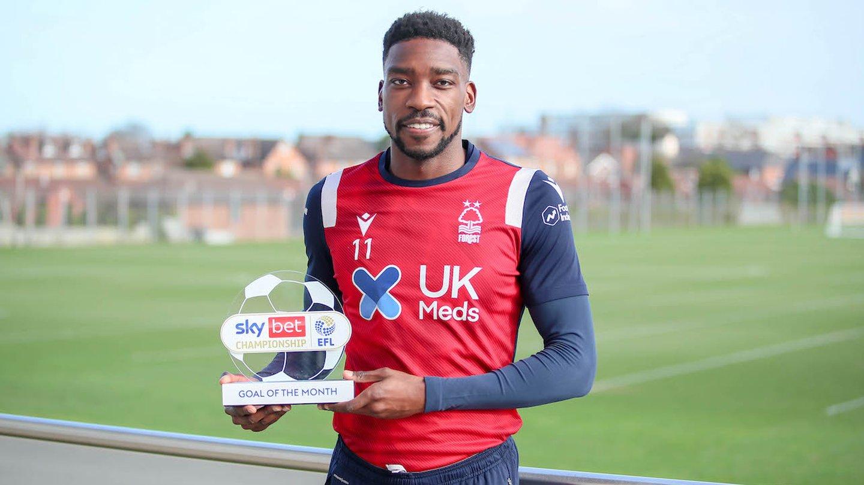 Ameobi wins Goal of the Month award