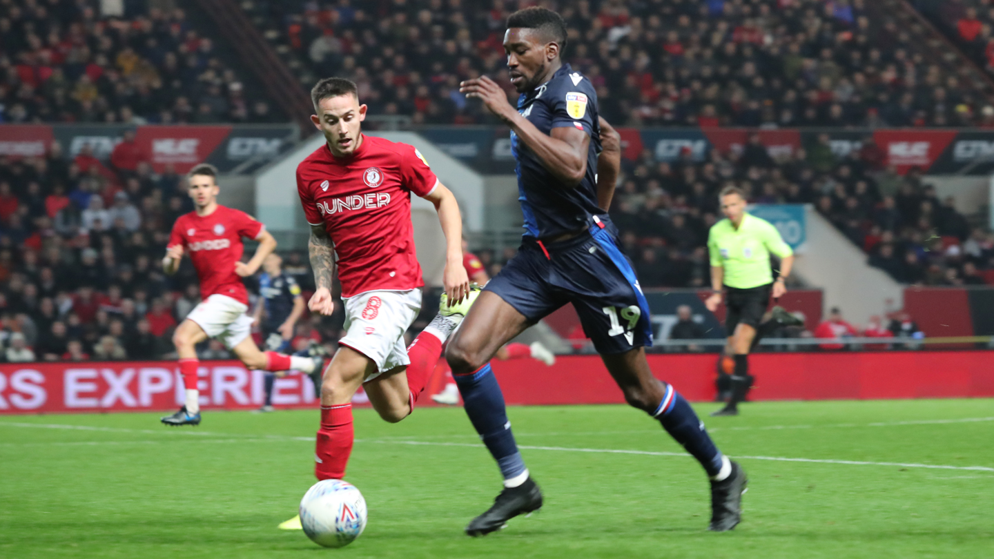 Bristol City fixture moved for TV coverage
